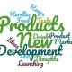 New Product Development word-cloud
